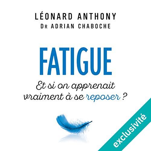Fatigue audiobook cover art