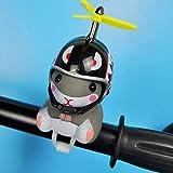 Karikatur Wenig Kleintier Fahrradklingel Leichtes Durable Netter Hamster Mountain Bike Lenker Licht-zubehör Fahrrad-Bell-1 Pc Style 8