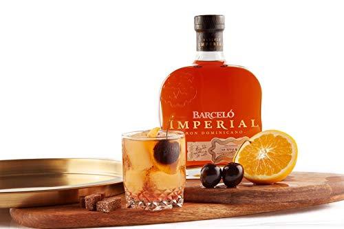 Barcelo Ron Imperial Dominicano Rum (1 x 0.7 l) in Geschenkverpackung - 7