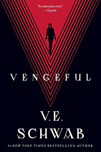Vengeful (Villains, Band 2)