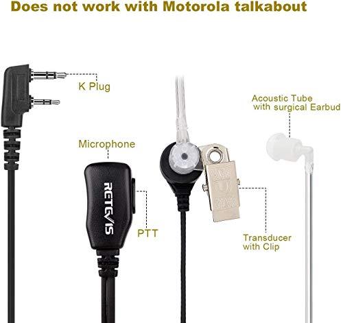 Best Headset For Walkie Talkie