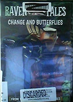 DVD Raven Tales: Change and Butterflies Episode 23 Book