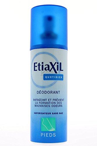 Etiaxil Quotidien Vapo Déodorant Pieds 100 ml