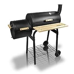 Schengler BBQ Smoker Holzkohlegrill SBBQ150