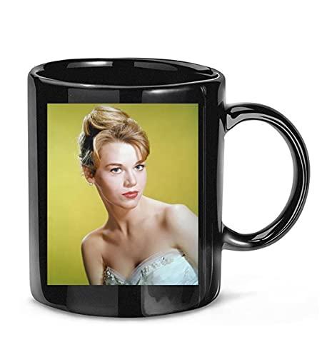 BIROTYMAKHI #Cat Ballou Movie #Jane Fonda #Michael Callan Actor Poster Coffee Mug for Women and Men Tea Cups