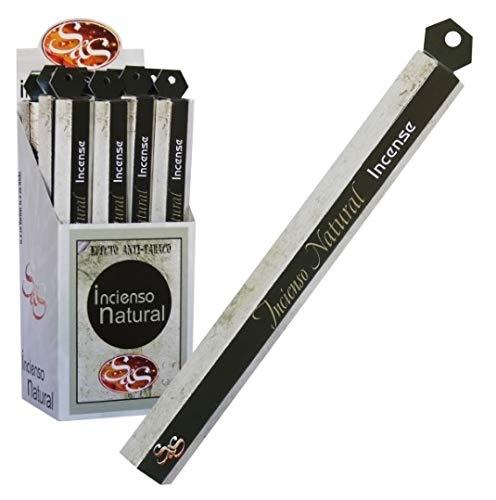 Wierookstokjes Natural SYS 20 stick geur opium (Pack 6 x 20 sticks) kamer geur