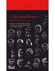 «The Paris Review» (estuche con dos volúmenes): Entrevistas (1953-2012): 415 (El Acantilado)