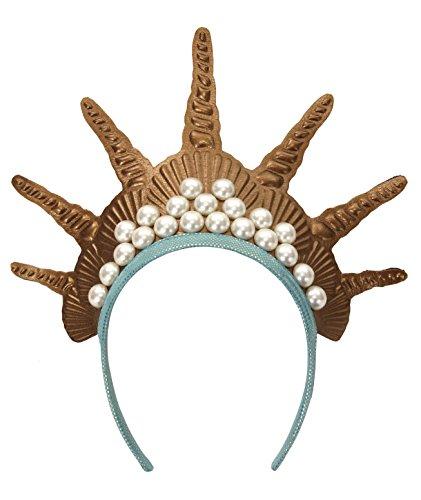 Mermaid Costume Crown Headband