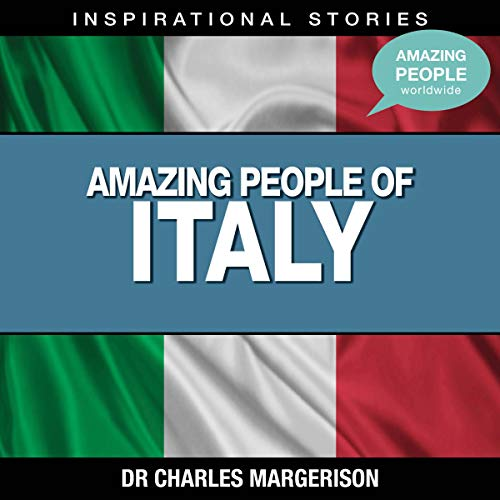 Amazing People of Italy cover art
