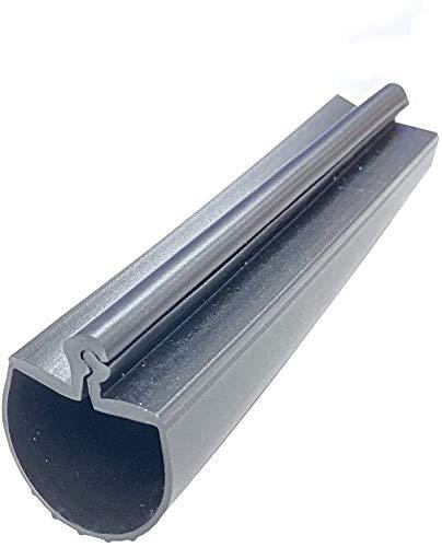 Garage Door Parts - Windsor - P-bulb Bottom Seal - 20' Seal