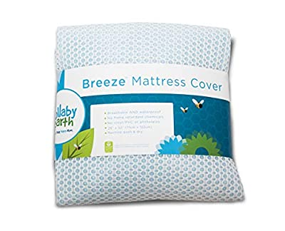 Lullaby Earth Breathable Crib Pad Variation