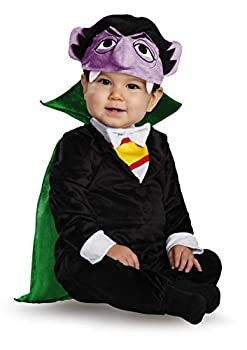 Disguise Baby Boys  Count Deluxe Infant Costume Multi 12-18 Months