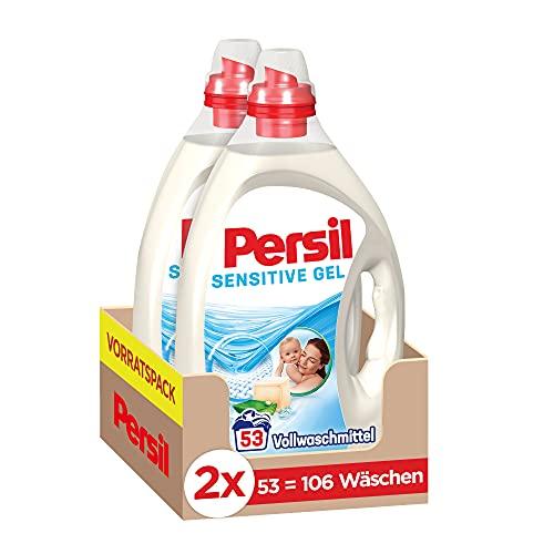 Henkel Detergents De -  Persil Sensitive Gel