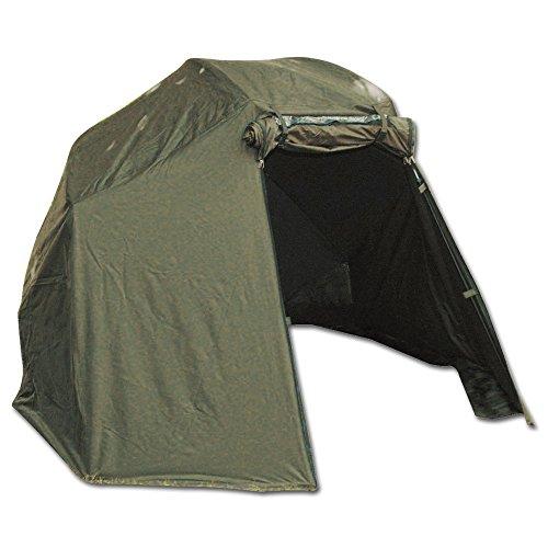 BAT-TacklePVC Nubrolly Schirm Überwurf 250 (Schirmzelt) Oliv