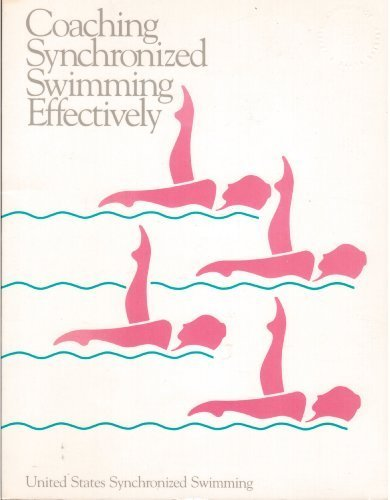 Coaching synchronized swimming effectively