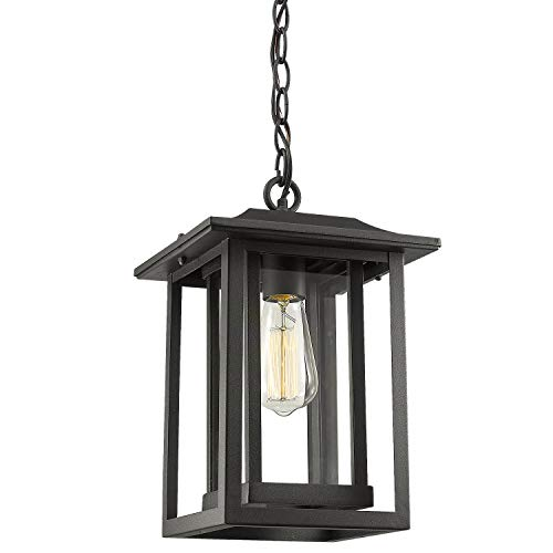 Beionxii Outdoor Pendant Light | Exterior Hanging Lantern,...