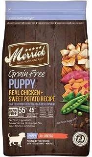 Merrick Grain Free Dry Dog Puppy Recipe