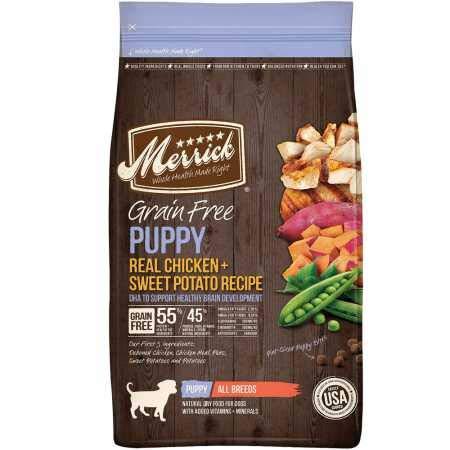 Merrick Grain Free Puppy Dog Food
