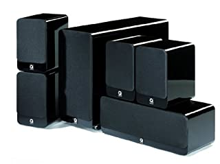 Q Acoustics 2000 5.1 Cinema Package (Gloss Black) (B002YO5XK2)   Amazon price tracker / tracking, Amazon price history charts, Amazon price watches, Amazon price drop alerts