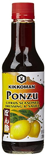 Kikkoman Ponzu Sauce, Bottle, 10 Ounce by Quidsi Fulfillment Center - Dropship