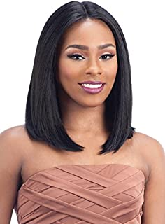 FreeTress Equal Synthetic Hair Lace Front Wig Lace Deep Invisible L Part Swami (1)