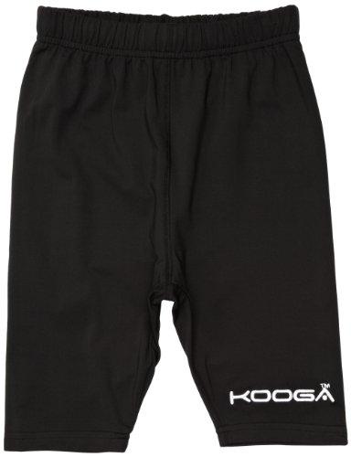 Kooga Power Cycle Phase II Short pour Enfant Noir Noir Jungen Klein