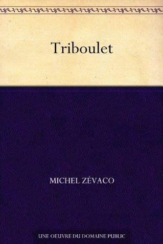 Couverture du livre Triboulet