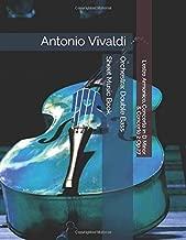 Antonio Vivaldi - L'estro Armonico, Concerto in D Minor & Concerto 2 Op.27 - Orchestra: Double Bass Sheet Music Book