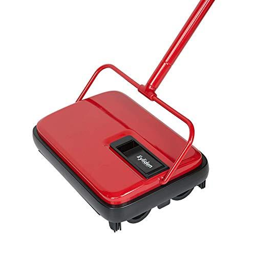 Eyliden Carpet Sweeper, Mini Size Hand Push Lightweight Carpet...