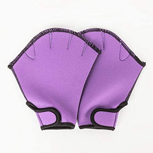LNIMI Webbed Swimming Sale price Gloves Duck Fixed price for sale Paddling Web Diving Swi