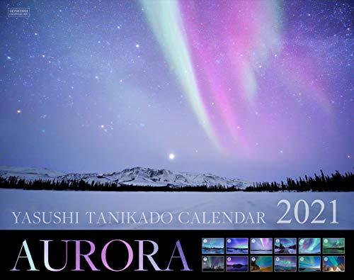 谷角靖カレンダー2021 AURORA / オーロラ (セイセイシャカレンダー2021)