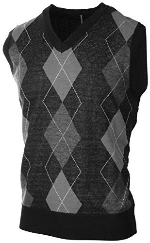 Men's Golf Sweaters & Vests