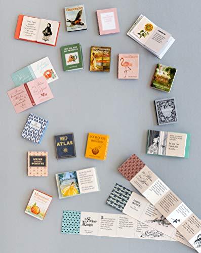"""""""Meine Mini-Bibliothek"""" – Bastelbuch von Daniela J. Terrazzini - 3"""