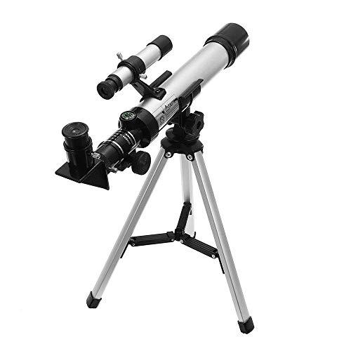 HZWLF Binoculars Spotting Scopes,Telescopes 90X Astronomical Tripod Landscape Star Viewing Educational Tool for Kids Children Gift