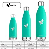 Aorin 750ml Trinkflasche (Smaragd Grün) - 4