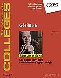 Gériatrie - Réussir les ECNi (les référentiels des collèges) - Format Kindle - 25,99 €