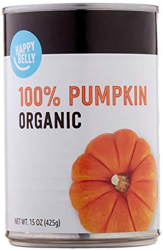 Organic 100% Pumpkin