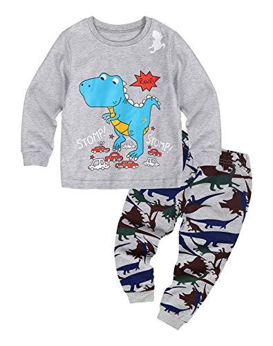 Pijama Niño Invierno  marca AmzBarley