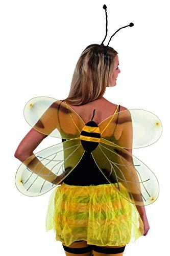 P'tit Clown 51470 Ailes d'abeille - 90 x 45 cm - Multicolore