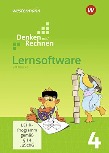 Denken und Rechnen - Ausgabe 2011: Lernsoftware 4: Einzellizenz: Ausgabe 2008 (Denken und Rechnen: Lernsoftware - Ausgabe 2011)