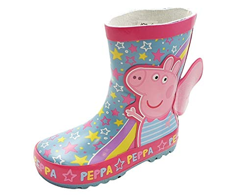 Peppa Pig Thick Rubber Wellies