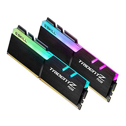 G.Skill Trident Z RGB F4-3200C16D-32GTZR memoria 32 GB DDR4 3200 MHz