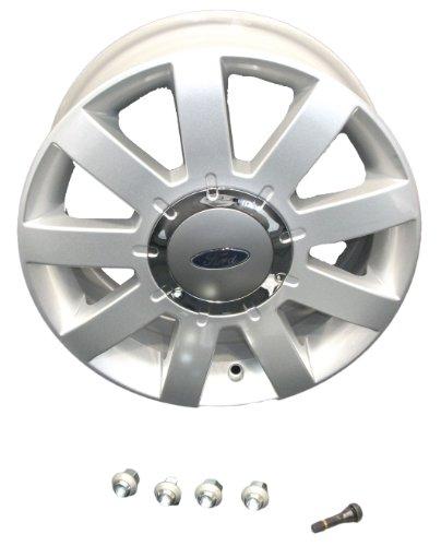 Genuine Ford Parts Leichtmetallfelge, ca. 38cm (6Jx15 Zoll), für Ford Fiesta Fusion ab Baujahr 2002 - 1Stück