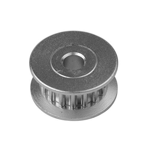 Mingtongli 2GT 16T 3B Passive Synchron-Rad aus Aluminium H-Typ Gürtel Idler Pulley 3D-Drucker Zubehör