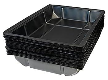 disposable cat litter pans