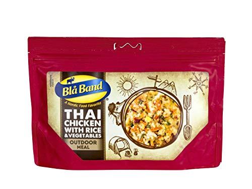 Blå Band Thailändisches Huhn mit Reis & Gemüse Trekkingnahrung Outdoor-Essen