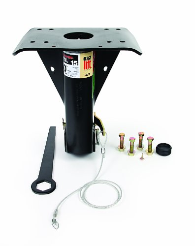 EAZ LIFT 15' Gooseneck Adapter, Includes All Installation Parts And Hardware (48501)