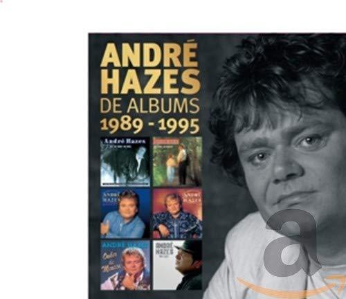 Andre Hazes - De Albums 1989-1995
