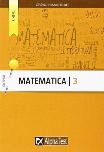Matematica (Vol. 3)