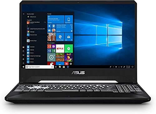 ASUS TUF 15.6' Full HD Display Gaming Laptop, AMD Quad-Core Ryzen 5 3550H, 8GB DDR4, 256GB PCIe SSD, 4GB GTX 1650, RGB Backlit Keyboard, Webcam, Windows 10, TWE 64GB Flash Drive